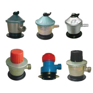 Regulators for LPG bottles