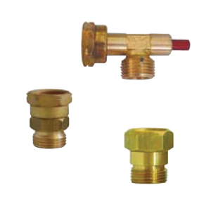 Valves for LPG collectors