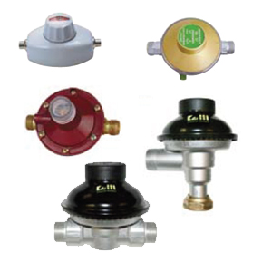 PE 150 mbar home intake safety regulators