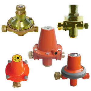 LPG limiters for fixed containers