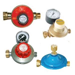Low pressure LPG adjustable ps regulators