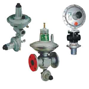 Dival regulators with safety valve