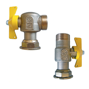 Valves for meters