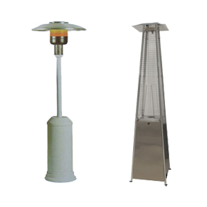 Stoves for terraces