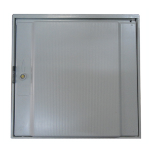 1-C POLYESTER CABINET FOR NG