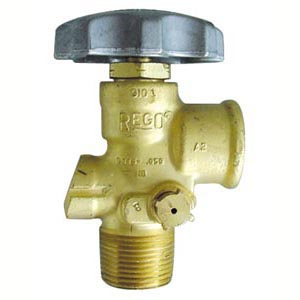 REGO O. POL LEFT MULTI-VALVE