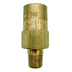 "1/4"" REGO EXTERNAL SAFETY VALVE"