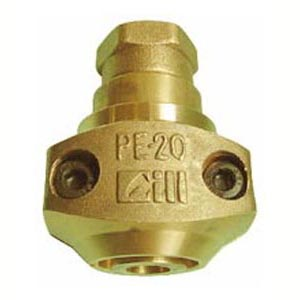 "1/2"" NUT PE20 e3 TRANSITION"