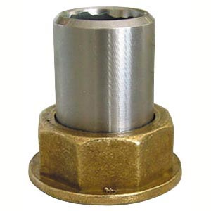 RACOR ACERO PRECINTABLE 7/8""
