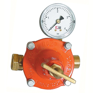 COMET 0-3bar 12kg/h REGULATOR