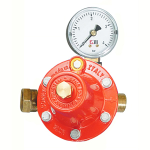 COMET 0-3bar 40kg/h REGULATOR