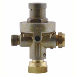 "GURTNER 1.5b 40kg/h 3/4"" NUT REGULATOR"