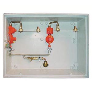 LPG 150mb 2-C PE20 CABINET WITH INSPECTION HOLE