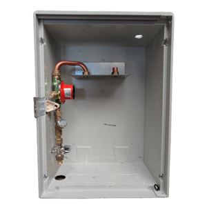 LPG 800mb 1-C Cu CABINET WITH INSPECTION HOLE
