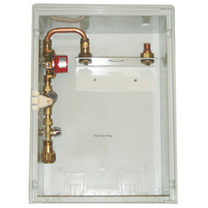 LPG 400 mbar 1-C PE20 CABINET WITH INSPECTION HOLE