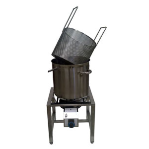 PROFESSIONAL SEAFOOD COOKER 11,5Kw