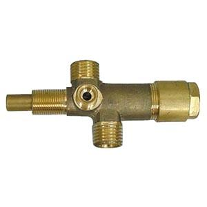 20/150 SAFETY VALVE WITH PILOT FLAME