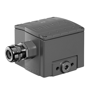 PRESSURE SWITCH DUNGS SERIAL LGW 3 A4/2 IP 65