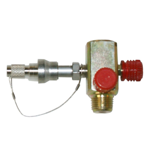 Manometer gauge valves