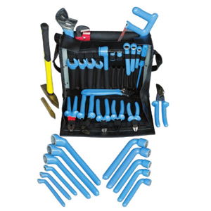 CASE WITH 35 TOOLS