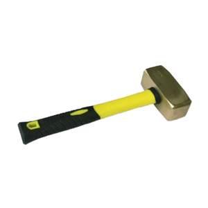 R5027-2 SQUARE MALLET WITH HANDLE