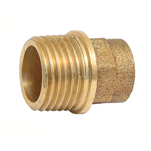 243gCu junction weld female - mâle thread